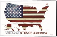 United States of America Fine-Art Print