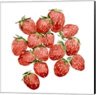 Strawberry Picking II Fine-Art Print