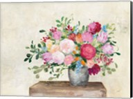 Farmhouse Bouquet Fine-Art Print