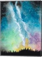 Magical Night Sky Fine-Art Print