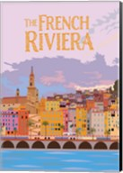 The French Riviera Fine-Art Print