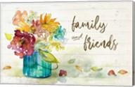Flower Burst Family and Friends Fine-Art Print