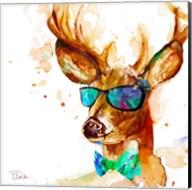 Cool Deer Fine-Art Print