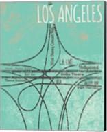 LA Roads Fine-Art Print