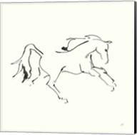 Line Horse VII Fine-Art Print