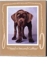 Second Coffee Fine-Art Print
