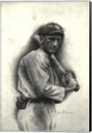 Shoeless Joe Jackson Fine-Art Print