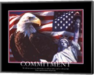 Patriotic-Commitment Fine-Art Print
