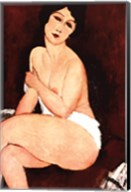 Beautiful Woman Fine-Art Print