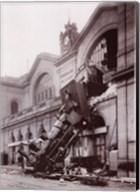 Gare Montparnasse Fine-Art Print