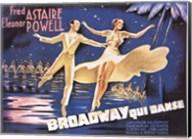 Broadway - Qui Danse Fine-Art Print