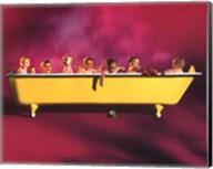 Yellow Tub Fine-Art Print
