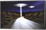 Ufo Invasion Fine-Art Print