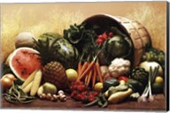 Fruit Vegetables Wall Poster