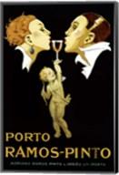 Porto Ramos-Pinto Wall Poster