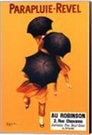 Parapluie-Revel Lyon Wall Poster