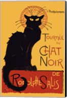 Chat Noir Wall Poster
