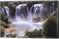 Waterfall Wall Poster