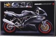 Motorcycle Ducati Super Sport Fine-Art Print