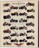 Harley Davidson Legend Fine-Art Print