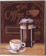 Cafe Mundo IV Fine-Art Print