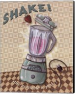 Nifty Fifties - Shake Fine-Art Print
