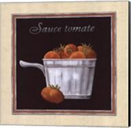 Sauce Tomate Fine-Art Print