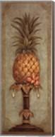 Pineapple and Pearls I Fine-Art Print