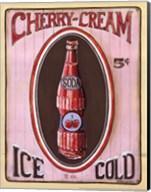 Cherry Cream Fine-Art Print