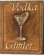 Vodka Gimlet Fine-Art Print