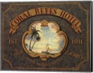 Coral Reyes Hotel Fine-Art Print