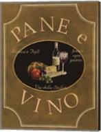 Pane e Vino Fine-Art Print