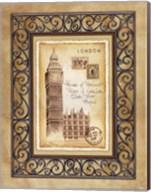 London Postcard Fine-Art Print