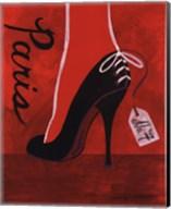 High Heels Paris Fine-Art Print