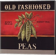 Old Fashioned Peas Fine-Art Print