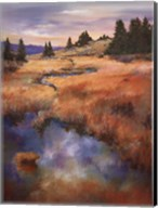 Fall Creek Meadow Fine-Art Print