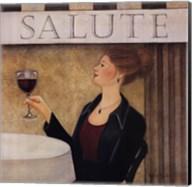 Salute II Fine-Art Print