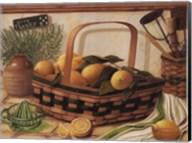 Lemon Thyme Fine-Art Print