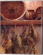Apache Basketry Fine-Art Print