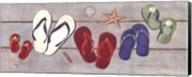 Family Flip Flops Fine-Art Print