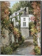 Regency House, Lucerne Fine-Art Print