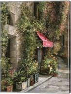 St.Moritz Cafe Fine-Art Print