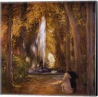 Fountain of Love Fine-Art Print