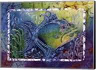 Twin Triggerfish Fine-Art Print