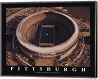 Pittsburgh - Three Rivers Stadium Fine-Art Print