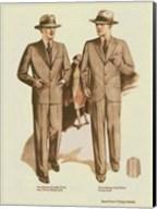Mens Fashion VI Fine-Art Print