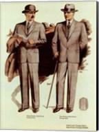 Mens Fashion V Fine-Art Print