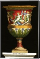 Vase with Cherubs Fine-Art Print
