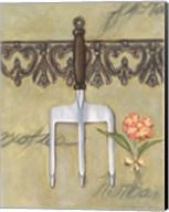 Victoria's Garden II (PT) Fine-Art Print