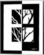 Minimalist Tree II Fine-Art Print